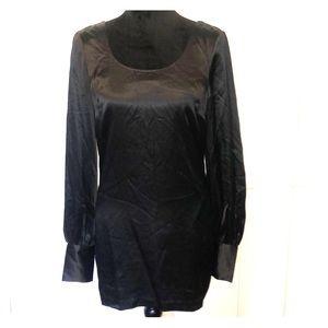 Affliction Tops - 🎉HOST PICK🎉NWT Affliction Silk Top / Dress